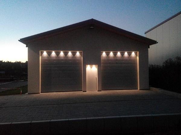 Garageneinfahrt beleuchtung  Bestes Licht - effiziente und langlebige LED- Beleuchtung